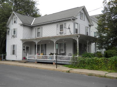 Stroudsburg Multi Family Home For Sale: 101 Broad St