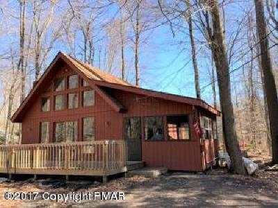 Lake Naomi Single Family Home For Sale: 354 Canoe Brook Rd