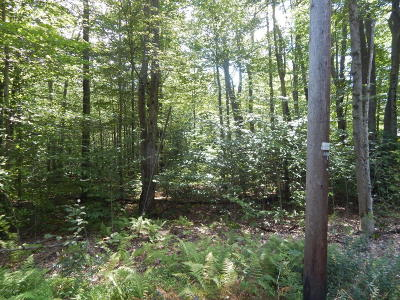 Lake Naomi, Timber Trails Residential Lots & Land Sold: 116 Blue Spruce Cresent