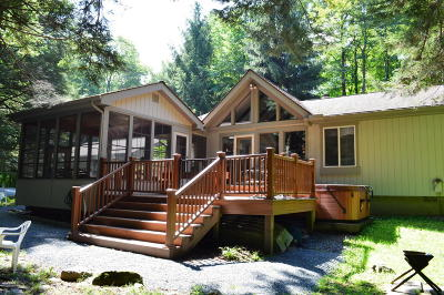 Pocono Lake Single Family Home For Sale: 2216 W Forest Dr
