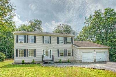 Tobyhanna PA Single Family Home For Sale: $189,800