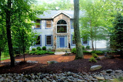 Tannersville Single Family Home For Sale: 1108 Sylvan Ln