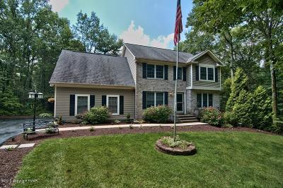 Stroudsburg Single Family Home For Sale: 124 Chatham Hill Rd