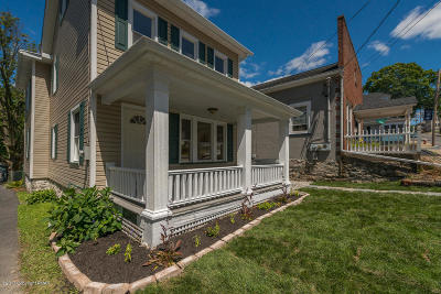 Bangor Single Family Home For Sale: 124 W Central Ave