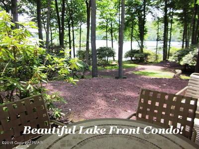 Lake Harmony Single Family Home For Sale: 101 Bdg 11 Midlake Drive Dr