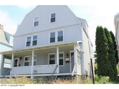Palmerton Single Family Home For Sale: 130 Avenue A