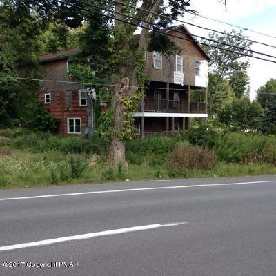 Swiftwater Multi Family Home For Sale: 1923 Route 611
