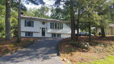 East Stroudsburg Single Family Home For Sale: 2389 Woodcrest Dr