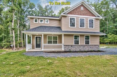East Stroudsburg Single Family Home For Sale: Lot 50 Stratton Dr