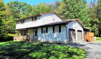 Long Pond Single Family Home For Sale: 411 Tranquility Ct