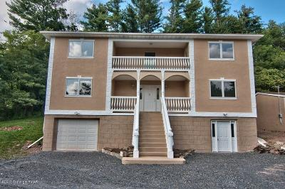 Stroudsburg Single Family Home For Sale: 1321 Rt715