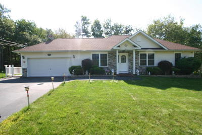 Pocono Summit Single Family Home For Sale: 6293 Laurel Rd