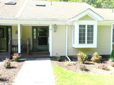 Stroudsburg Single Family Home For Sale: 6 Turtle Cv Cv