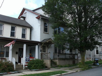 Jim Thorpe Single Family Home For Sale: 523 North St