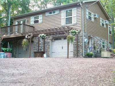 Jim Thorpe Single Family Home For Sale: 18 Hollyberry Ln