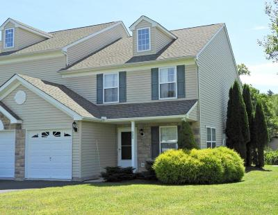 Country Club Of The Poconos Single Family Home For Sale: 302 Mallard Way