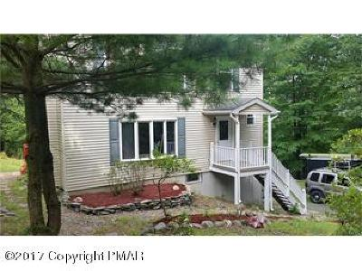 East Stroudsburg Single Family Home For Sale: 6446 Timothy Lake Lk