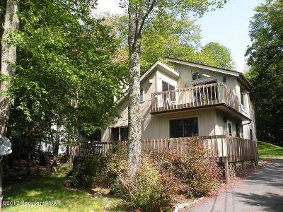 Pocono Lake Single Family Home For Sale: 120 L.c. Larson Drive