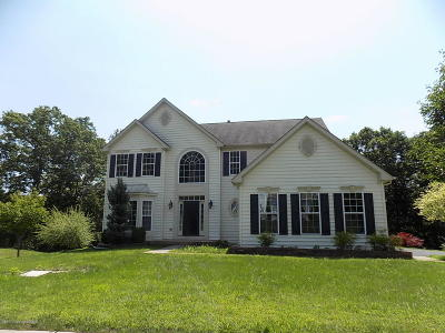 East Stroudsburg Single Family Home For Sale: 221 Daffodil Dr