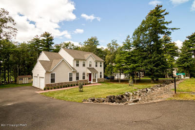 East Stroudsburg Single Family Home For Sale: 5133 Hilltop Cir