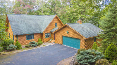 Gouldsboro Single Family Home For Sale: 63 Lakeview Timbers Drive