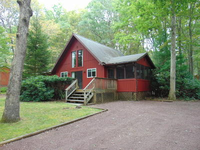 Jim Thorpe Single Family Home For Sale: 68 Indian Trl