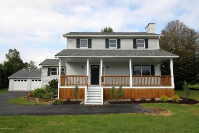 Brodheadsville Single Family Home For Sale: 110 Farm Ct