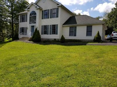 Long Pond Single Family Home For Sale: 195 Granite Rd