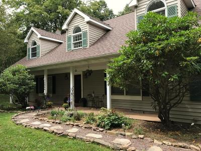 Blakeslee Single Family Home For Sale: 1344 Allegheny Dr