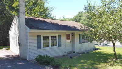 Pocono Summit Single Family Home For Sale: 5213 5th Ave