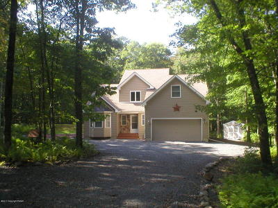 Albrightsville Single Family Home For Sale: 227 Kilmer Trl