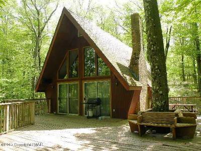 Pocono Lake Single Family Home For Sale: 133 Black Oak Terrace