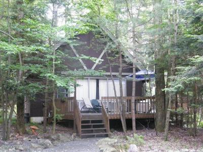 Pocono Pines PA Single Family Home For Sale: $159,000