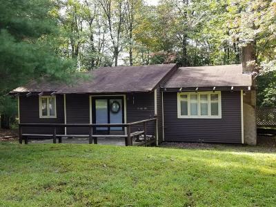 Pocono Lake Single Family Home For Sale: 486 Orono