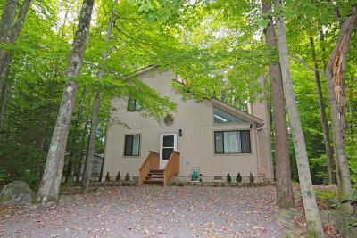 Pocono Lake Single Family Home For Sale: 118 Fala Court
