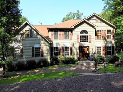 Effort Single Family Home For Sale: 190 Comanche Pines Road