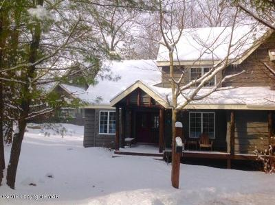 Lake Harmony Single Family Home For Sale: 53 Midway