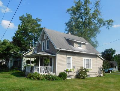 Stroudsburg Single Family Home For Sale: 919 Fairview Ave