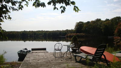 Canadensis Single Family Home For Sale: 164 Lake In The Clouds Rd