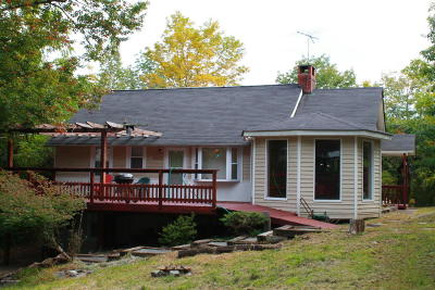 Stroudsburg Single Family Home For Sale: 800 Stokes Mill Rd