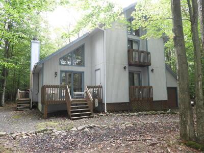 Gouldsboro Single Family Home For Sale: 27 Acres Of Diamonds Court
