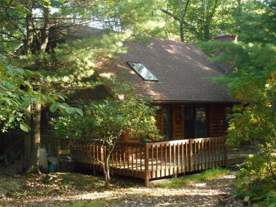 Canadensis Single Family Home For Sale: 181 Forest Dr