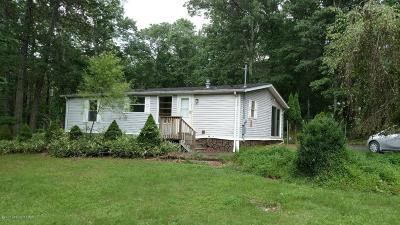 Cresco Single Family Home For Sale: 701 Snow Hill Rd