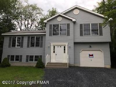 Pocono Summit Single Family Home For Sale: 1179 Trapper Ln