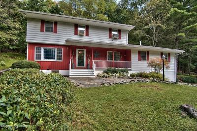 Canadensis Single Family Home For Sale: 133 Lower Seese Hill Rd