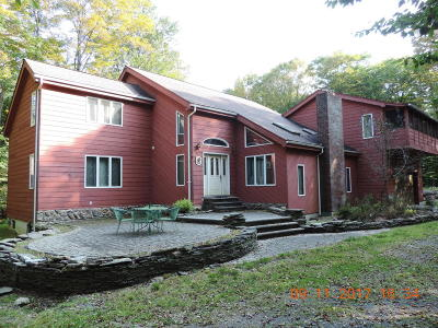 Gouldsboro Single Family Home For Sale: 82 Norton Drive