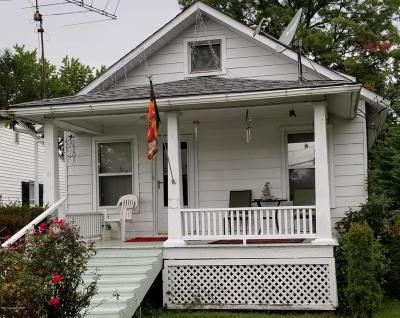 Stroudsburg Single Family Home For Sale: 424 Shook Ave