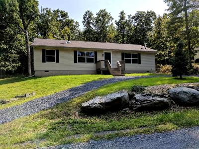 East Stroudsburg Single Family Home For Sale: 6172 Freedom Rd