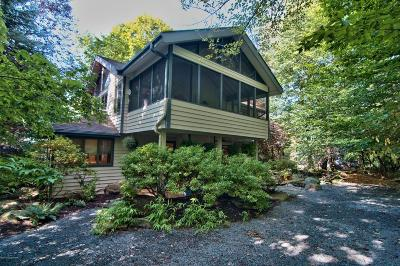 Lake Naomi, Timber Trails Single Family Home Sold: 109 Winding Hill Rd