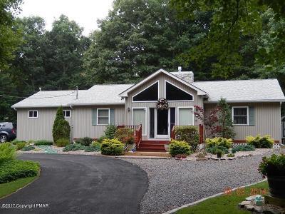 Jim Thorpe Single Family Home For Sale: 22 Deer Trl